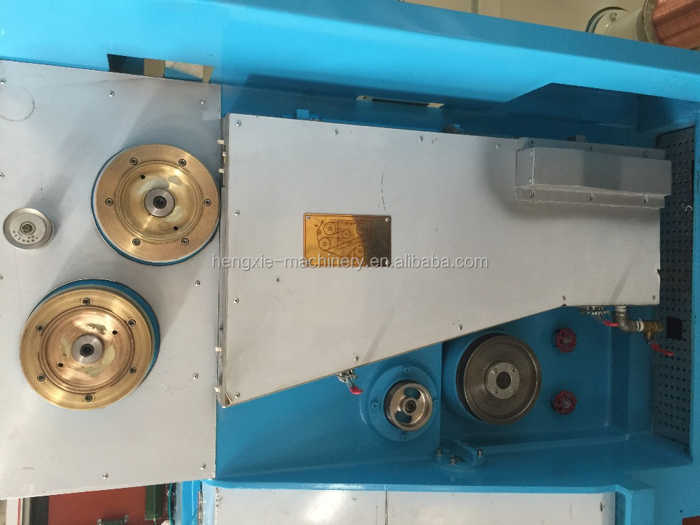 CHina Suzhou Fine Copper Wire Drawing Annealing Machinery