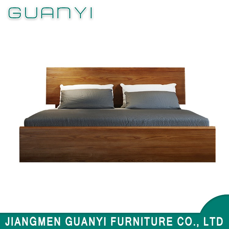 Modern Design King Size Wooden Bed Modern Design King Size Wooden