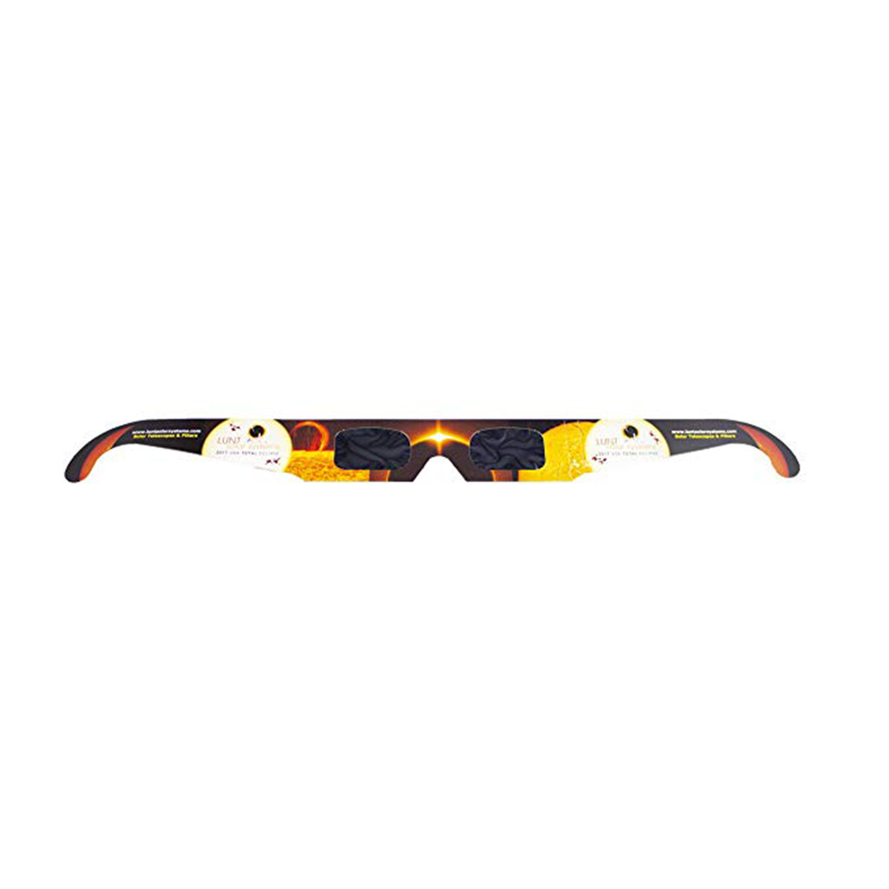 ISO Certified Paper Solar Eclipse Glasses Wholesale фото
