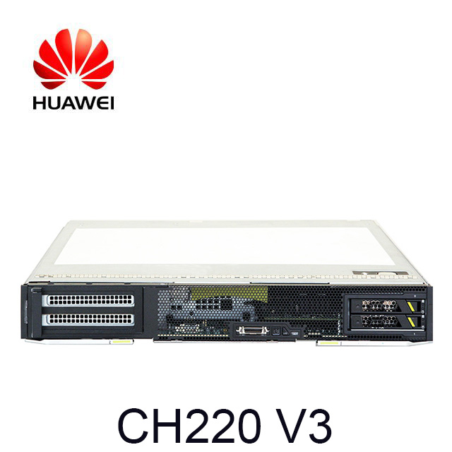 FusionServer CH220 V3 I/O Expansion Compute Node with 1 or 2 Processors Servers