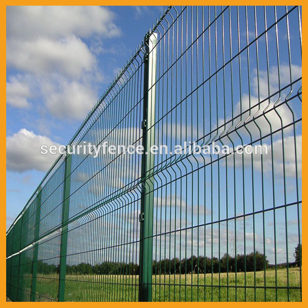 clôture de jardin en grillage soudé, cloture en treillis métallique ...