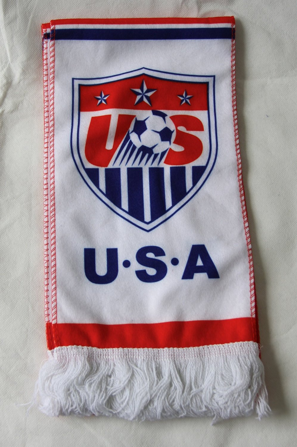 USA Fifa World CUP Soccer Football Logo Scarf Scarves