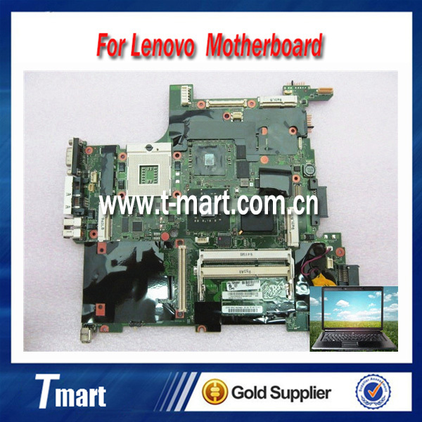 Laptop Motherboard for Lenovo T400 43Y9287 Series Mainboard, Fully tested.