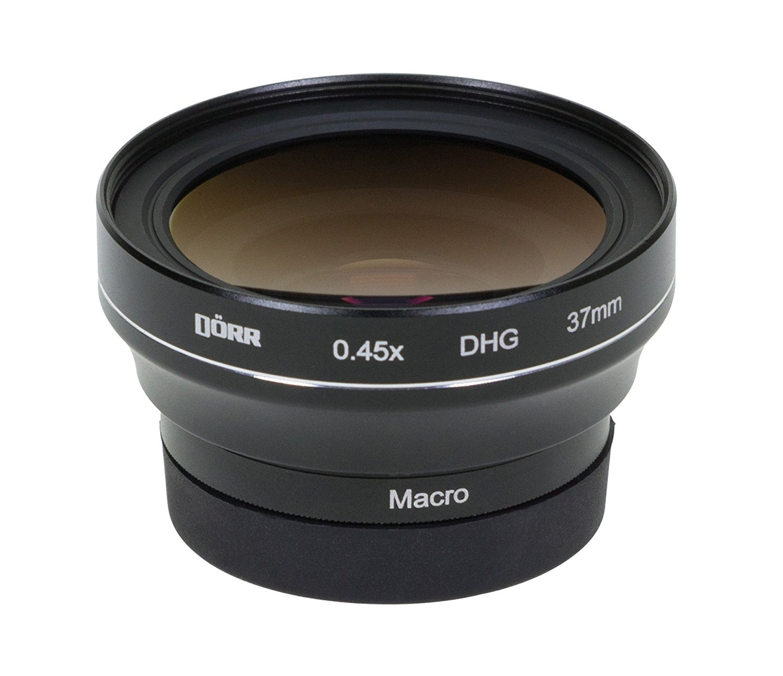 Dorr DHG 37mm 0.45x Wide Angle Conversion Lens [361019]