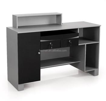 simple u0026 used reception desk salon reception desk - Salon Reception Desk