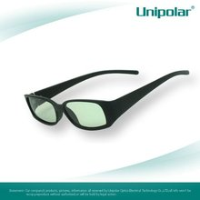 2012 hot sale circular polarized 3d glasses for movie,tv,video
