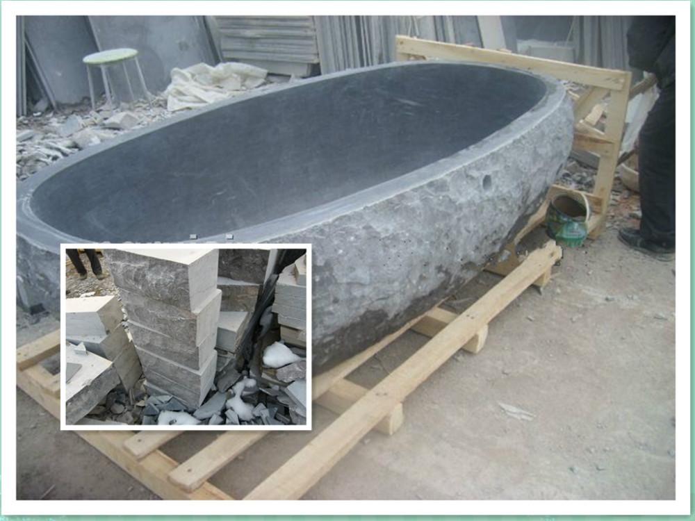 La pierre naturelle de la baignoire granite id de produit 500004637646 french - Baignoire en pierre naturelle ...