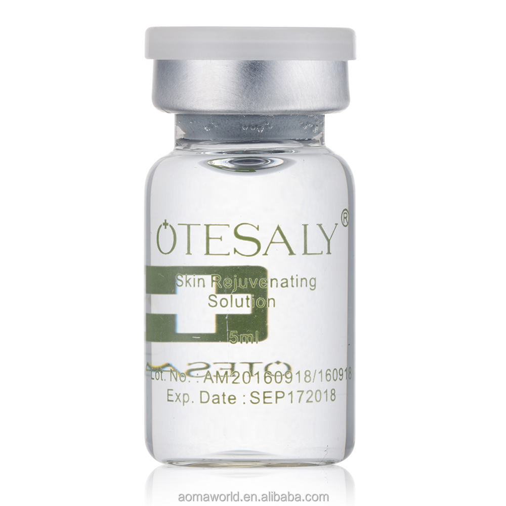 Otesaly Skin Rejuvenating Mesotherapy Solution with 3% Hyaluronic Acid for Hydration фото
