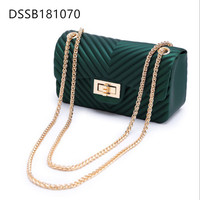 New Hot Selling Quality PU Leather Vintage women Shoulder Bags