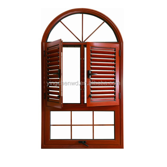 PVC/Wooden/Aluminum Plantation Shutter louvers windows