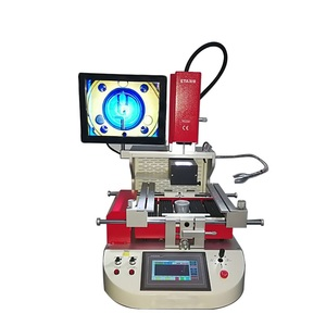 Automatic Optical Infrared BGA Rework Station for BGAs QFPs VGAs SMD LEDs Removal Mounting Soldering