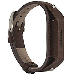 Leather Band For Fitbit Flex 2, Replacement Leather Watch Band Strap For Fitbit Flex 2 (No Tracker)