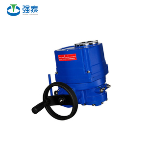 2018 New solenoid explosion-proof gas valves electric actuator