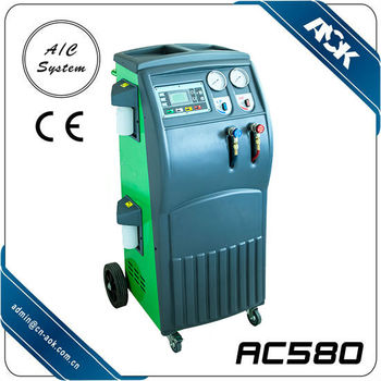 Refrigerant Recovery And Recharging Machine Ac580 Buy A