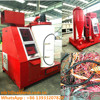 Scrap copper cable recycling machine, cable granulator for sale