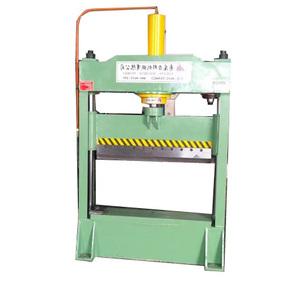 Rubber single knife hydraulic press cutting machine