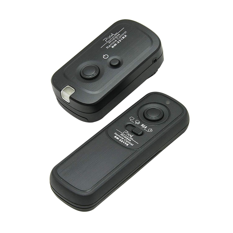 Pro Digital & Film Camera 100M Wireless Shutter Remote Control Release RW-221/S2 for Sony ILCE-7 / A7R / NEX-3NL / A5000 / A6000 / A58 / A3000 / HX300 / RX100II