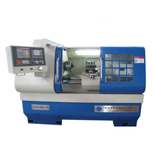 Automatic machine tool CK6140A cnc lathe with competitive price