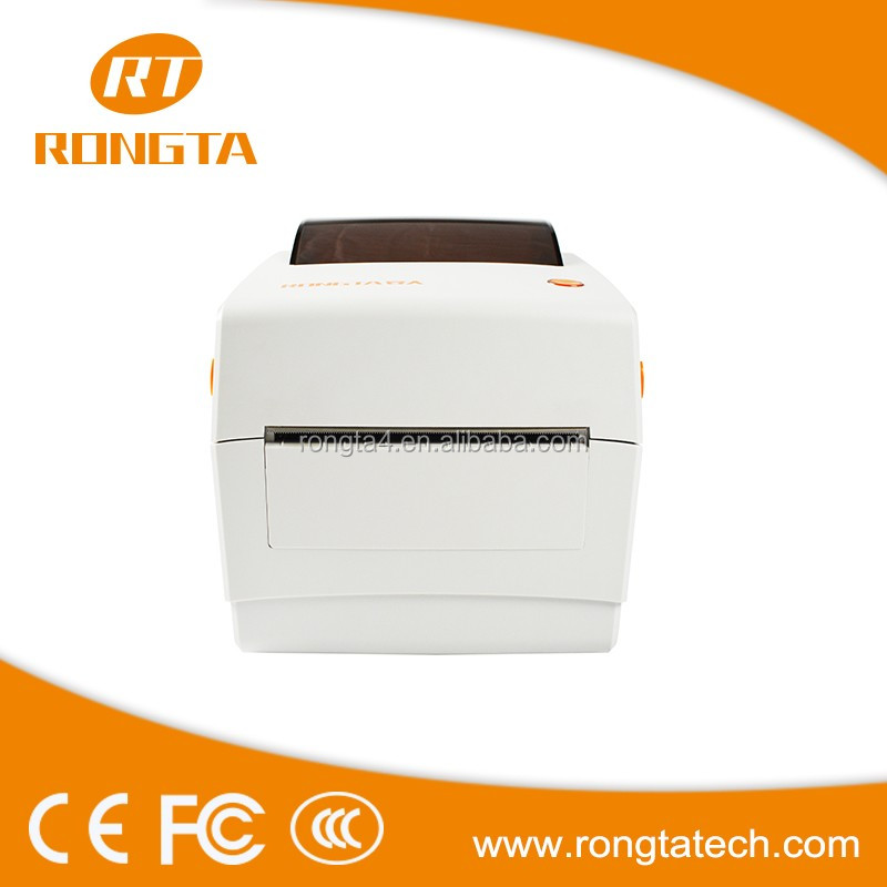 High speed direct thermal bar code printer thermal label printer RP410 with label off intelligent function