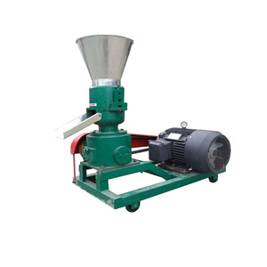 Capacity 100-150kg/h new type pig chicken rabbit feed pellet extruder for sale