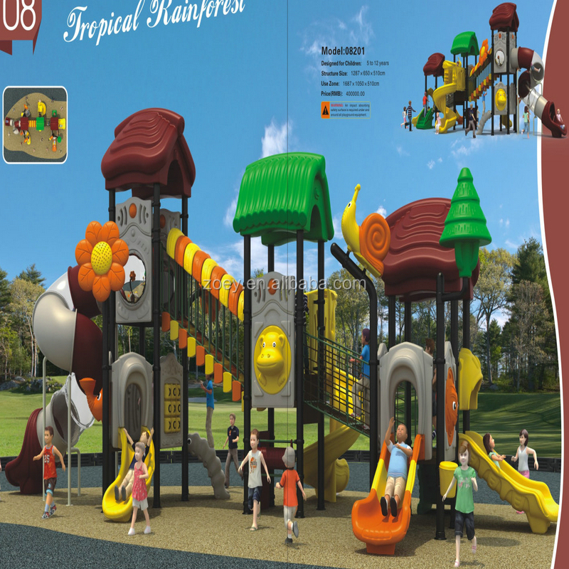 outdoor kids playground equipment for sale
