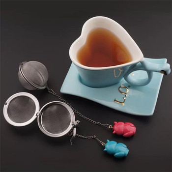 China supplier stainless steel custom tea infuser