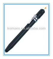 Portable pen with light with 3 AAA batteries