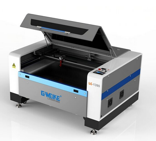 hot sale G.weike cnc CO2 LC1390N laser cutting machine