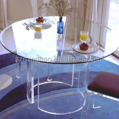 Round Plexiglass Table Top, Round Plexiglass Table Top Suppliers And  Manufacturers At Alibaba.com