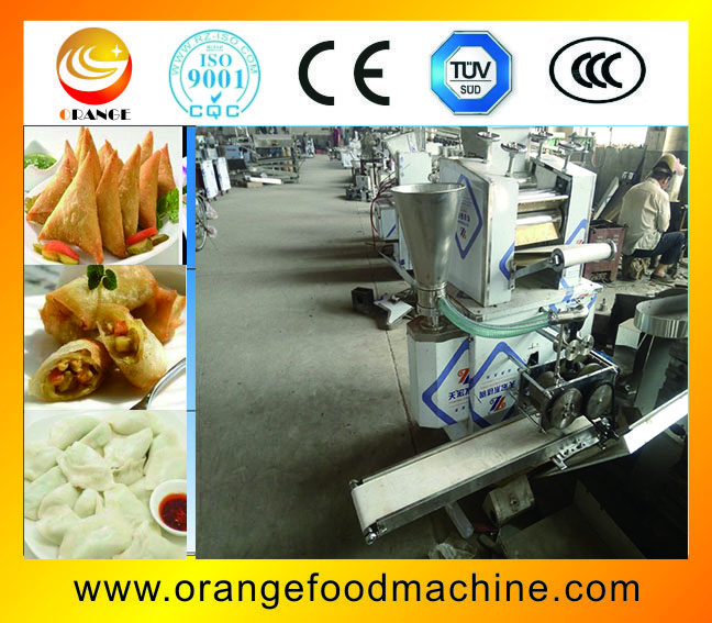 2016 New Design Best Quality Samosa Making Machine Low Price