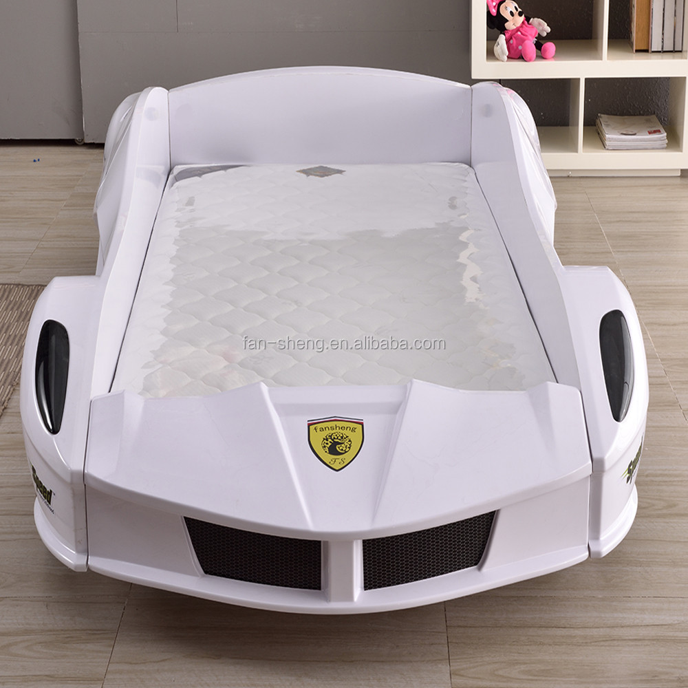 NIEUWSTE MODEL ABS PLASTIC KINDEREN/KIDS RACE AUTO BED SPECIFIEKE ...