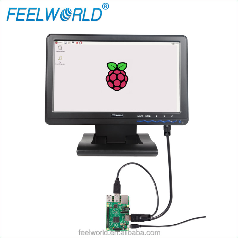 raspberry pi 3 model b <strong>lcd</strong> with touchscreen monitor capacitive hdmi input 450nits