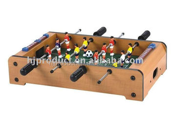 Beautiful Portable Small Size Table Top Mini Foosball Table