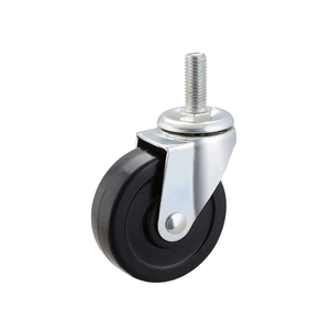 80 lb. Load Rating 2 inch wheel caster with 3/4 inch stem