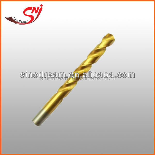 Professional 1MM-20MM HSS M2 Straight Shank Twist Drill Bit