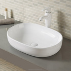 Ceramic Sanitary Ware Bathroom Wash Hand Basin A257/A257B
