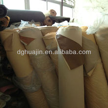 Stock lot pu shoe lining stocklot leather for sale