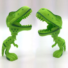 Hot Selling Promotional Animal Toys Plastic Small Dinosaur Grabber Toy