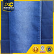 Bright blue wholesale cotton polyester spandex jeans fabric