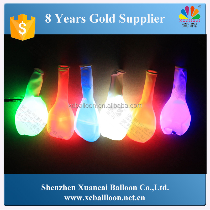 new innovation colorful neon flashing led balloon light,led light balloon,glow in the dark led balloon