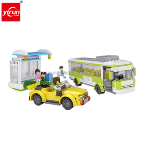 JM032416 wholesale toy from china Cogo building blocks kids plastic connecting toys