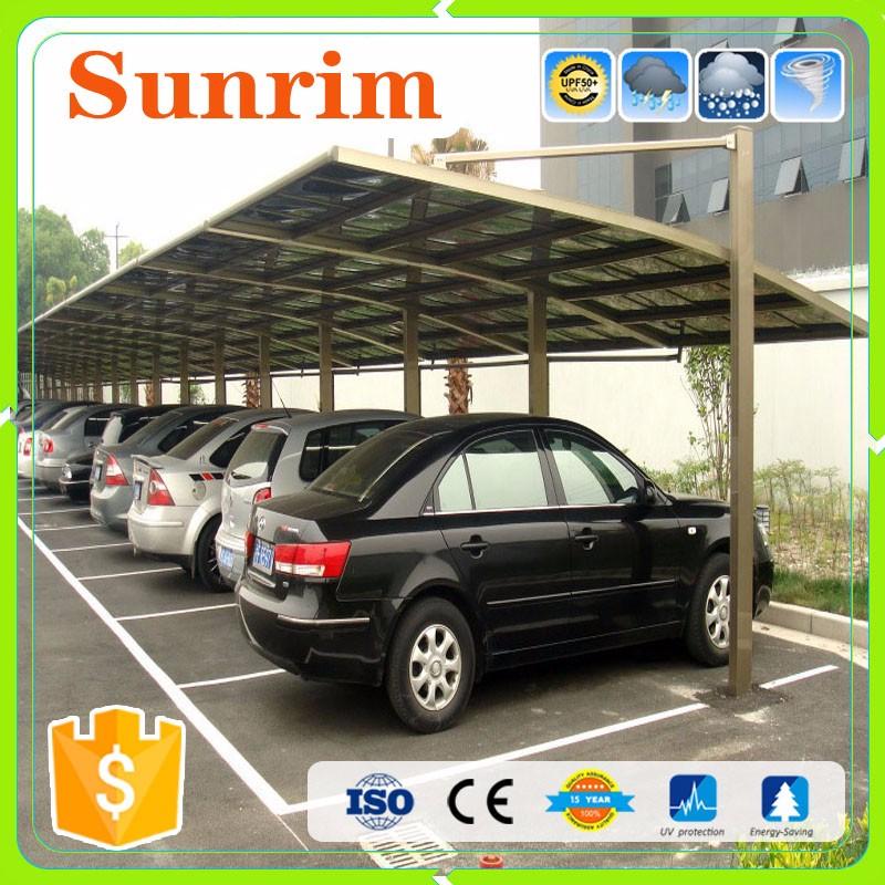 Aluminium 2 autos metall stahlrahmen japanischen doppel carport ...