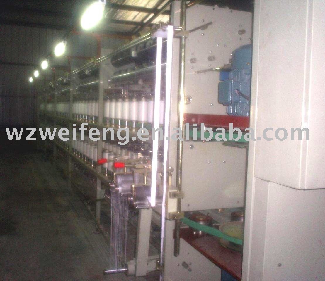 rubber covering machine