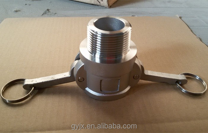1 inch B type Stainless steel camlock connector / pipe <strong>fitting</strong> manufacturer/made in China camlock connector