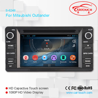 Touch screen car dvd player for mitsubishi outlander 2013- 2015 Car radio with SIM card bluetooth TV tuner