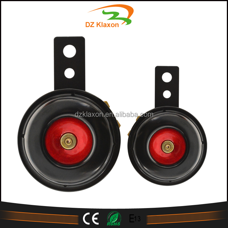 Waterproof 48V 65mm mini disc horn for auto, truck ,train,SUV,VAN,Jeep,4WD,ATV