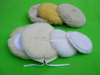sheepskin wool pad with velcro backing