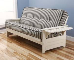 Get Quotations Kodiak Futons 760614 Futon Set White