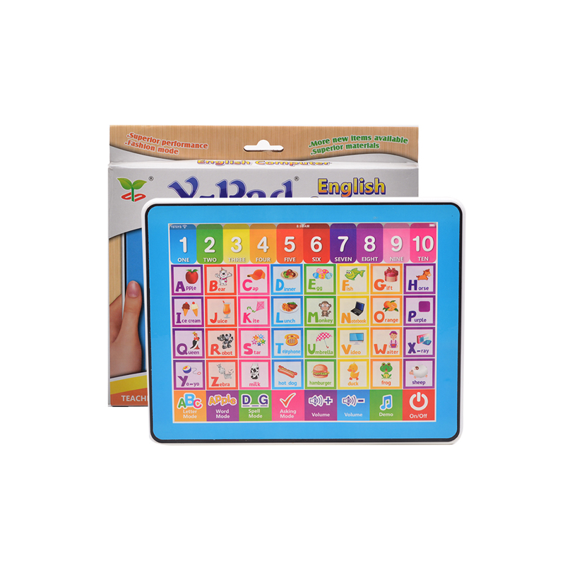 Educational Learning Machine Tablet Computer Toy Kids Learning Ipad Toy -  Buy Educational Toy,Learning Toy,Learning Machine Toys Product on