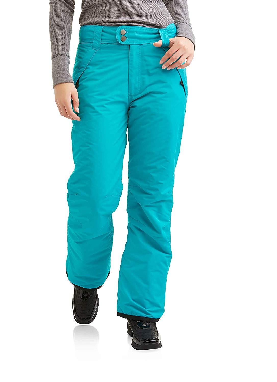 Iceburg Women's Insulated Pull-On Ski Pants Size Medium
